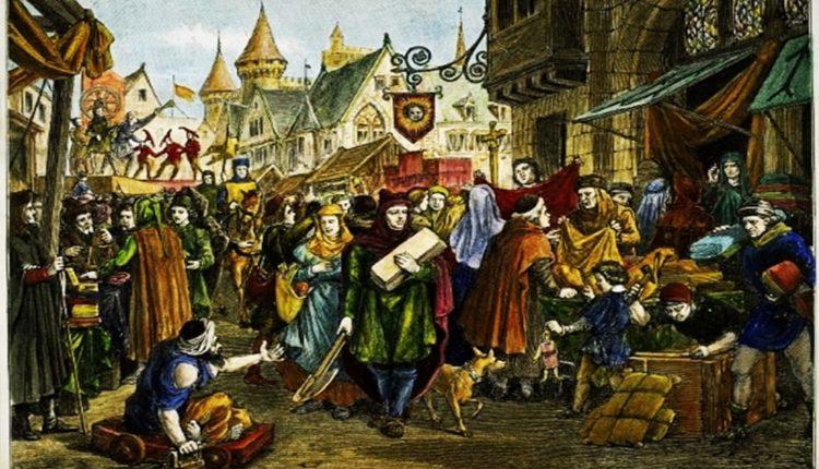 Quem foi a burguesia na Idade Média?