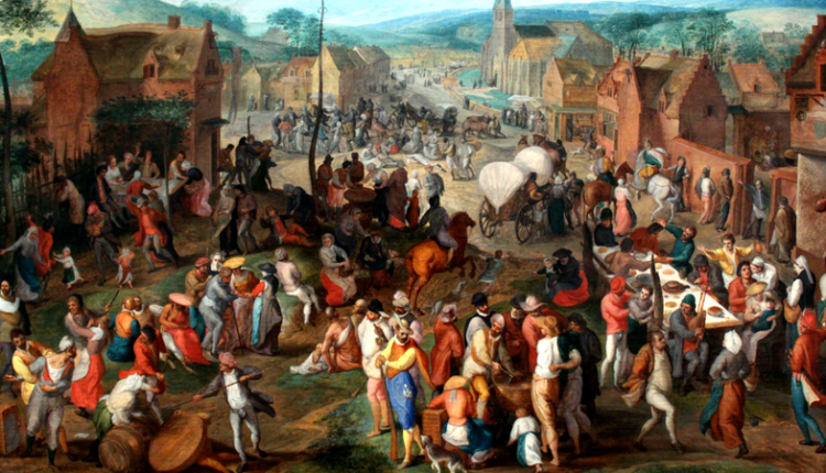 Crise feudalismo
