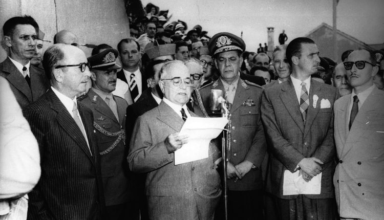 Governo Constitucional de Getúlio Vargas