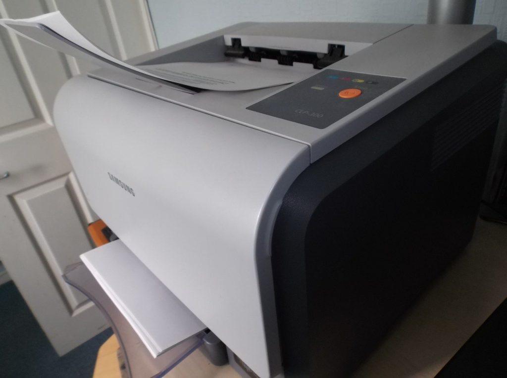 Objeto com I - Impressora
