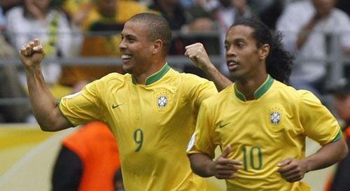 Melhores artilheiros da seleção brasileira:
