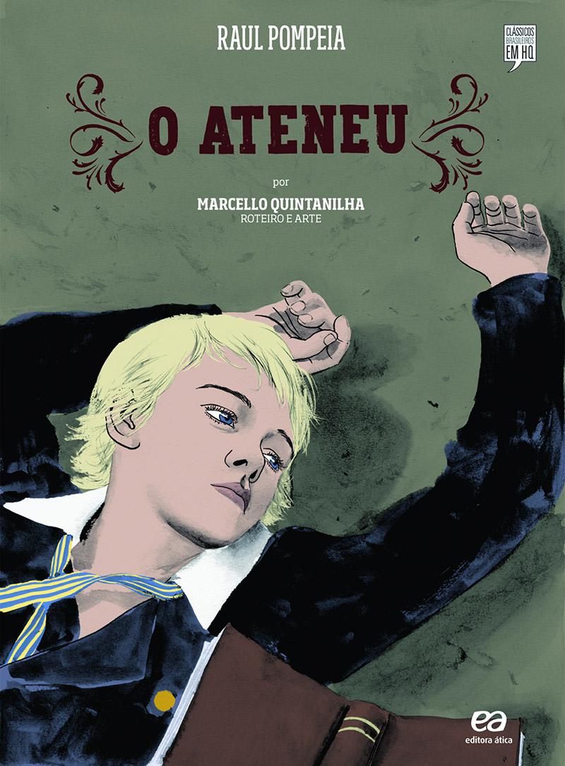 Romances mais importantes da literatura brasileira: O Ateneu - Raul Pompeia