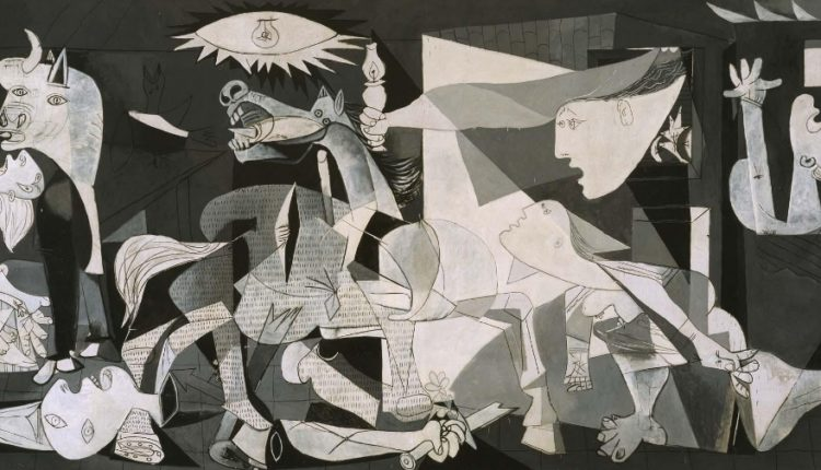 Obras importantes do Cubismo