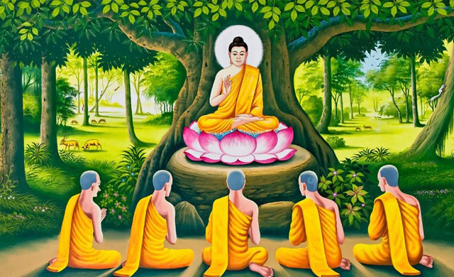 Os ensinamentos de Budas