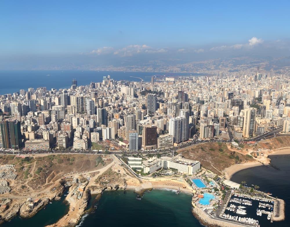 País com L - Líbano