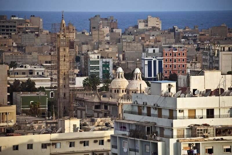 País com L - Líbia