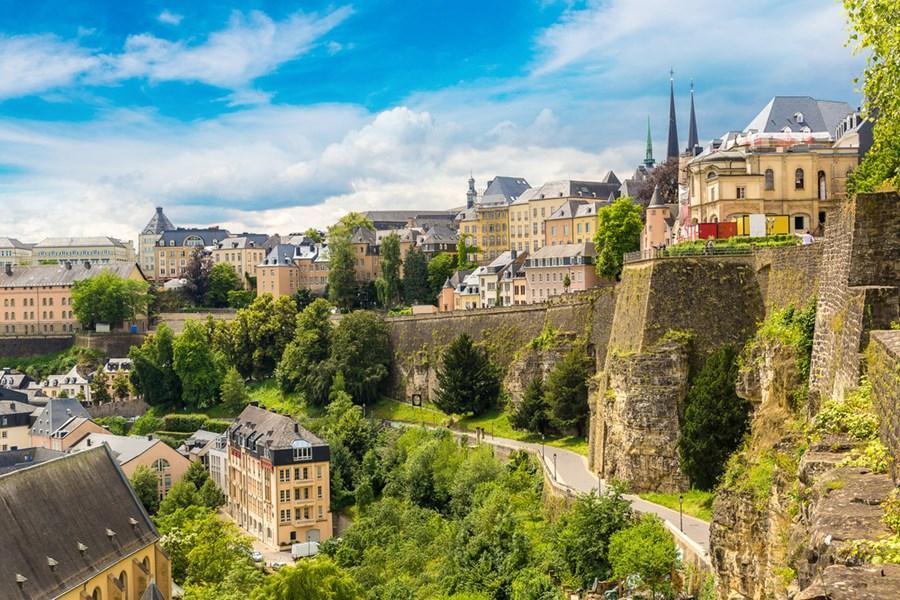 País com L - Luxemburgo