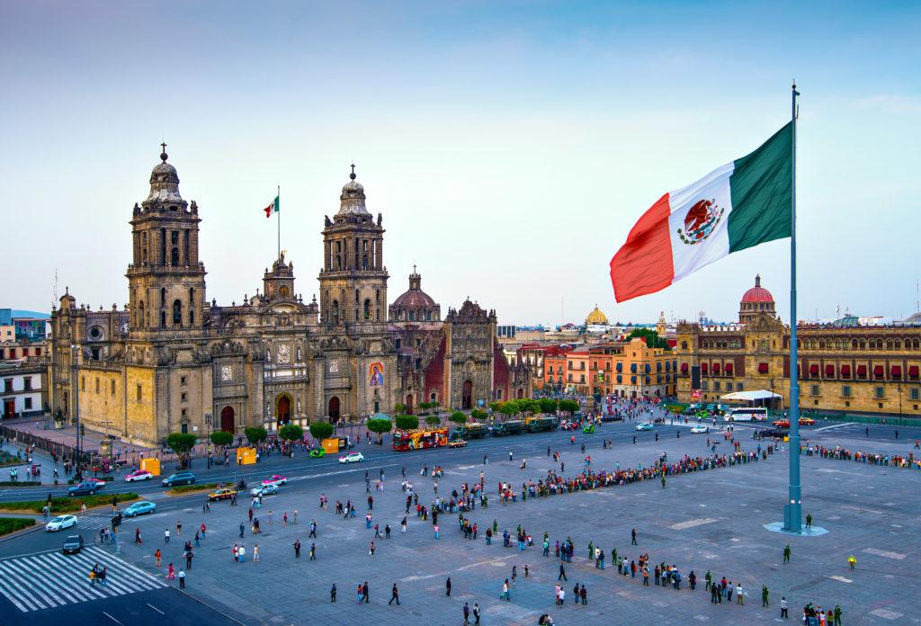 País com M - México