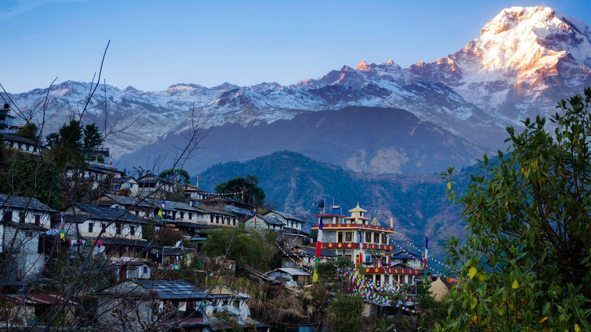 País com N - Nepal