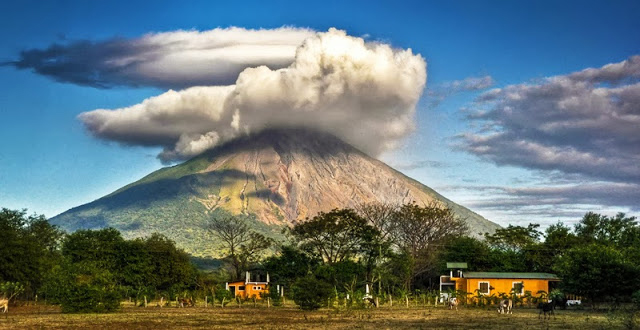 País com N - Nicarágua