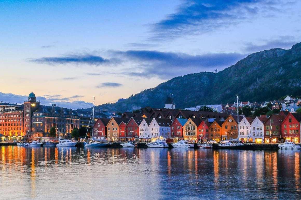 País com N - Noruega