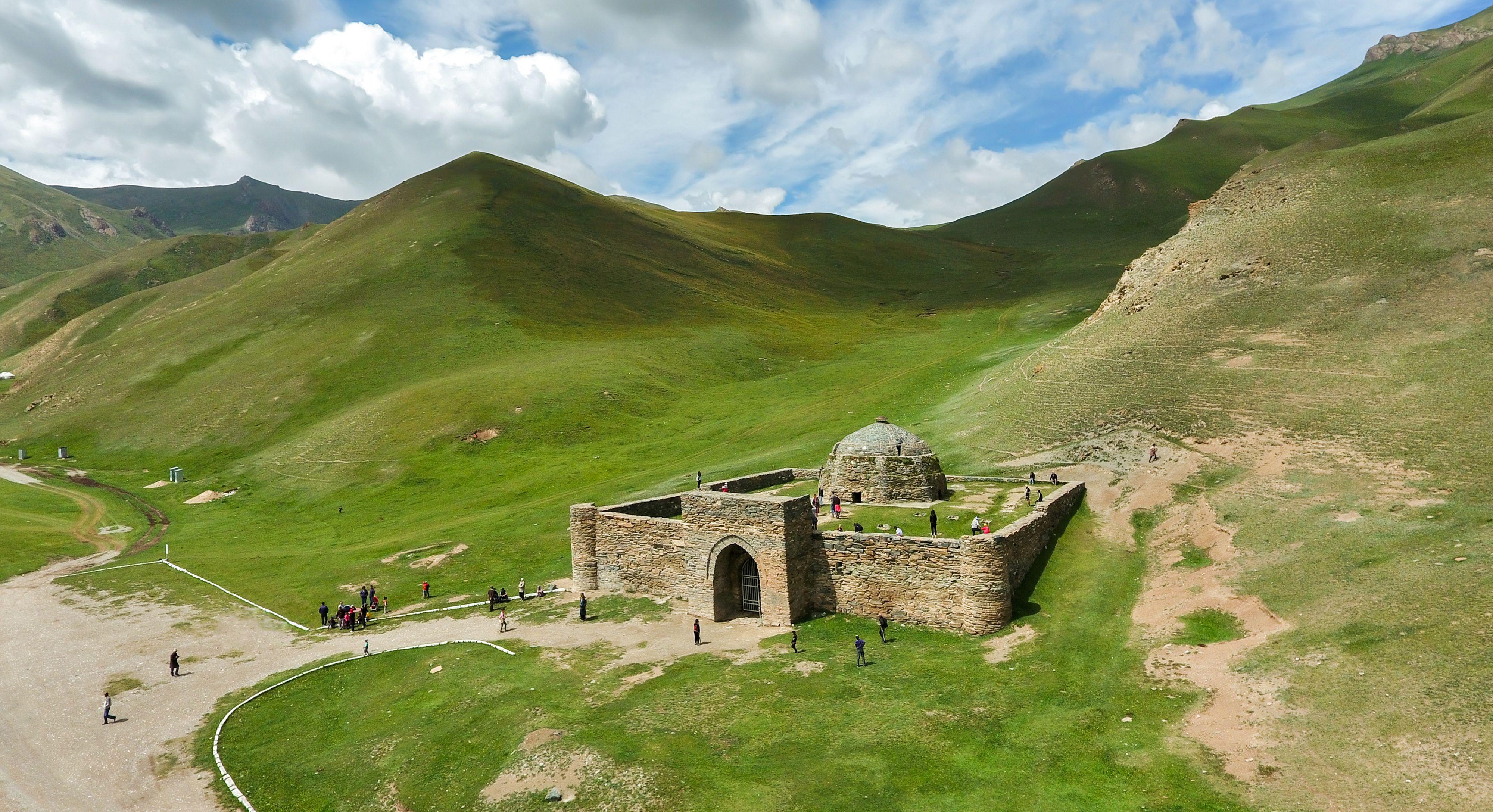 País com Q - Quirguistão