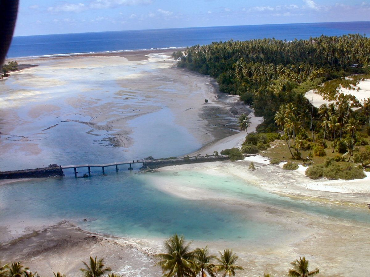 País com Q - Quiribati
