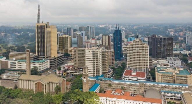 País com Q - Quênia