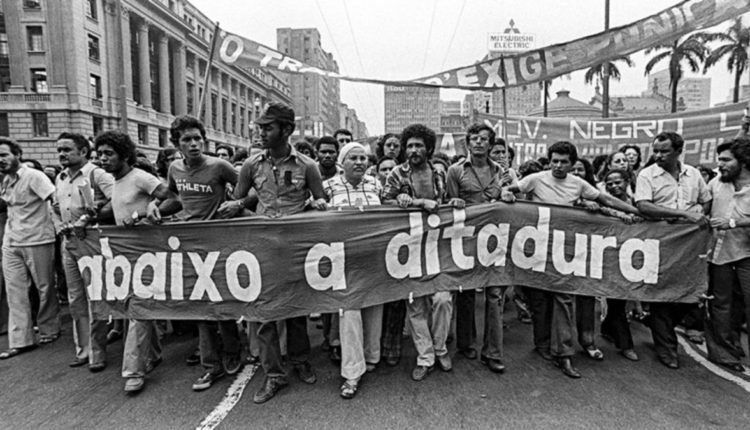 Questões ditadura militar