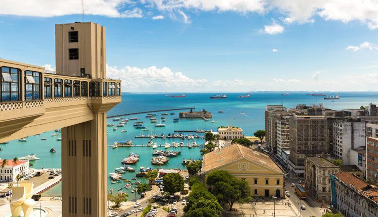 As 10 maiores cidades da Bahia - Escola Educação