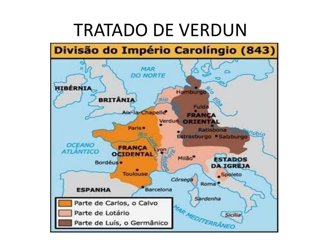 Tratado de Verdun