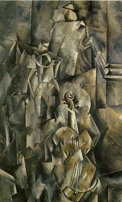 Violino e Cântaro (1910)