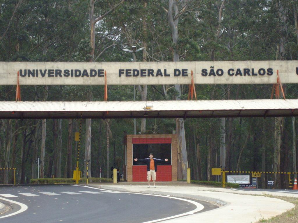 Universidade Federal de São Carlos –UFSCAR