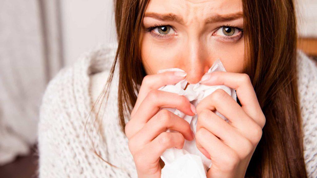 Alergias - Rinite