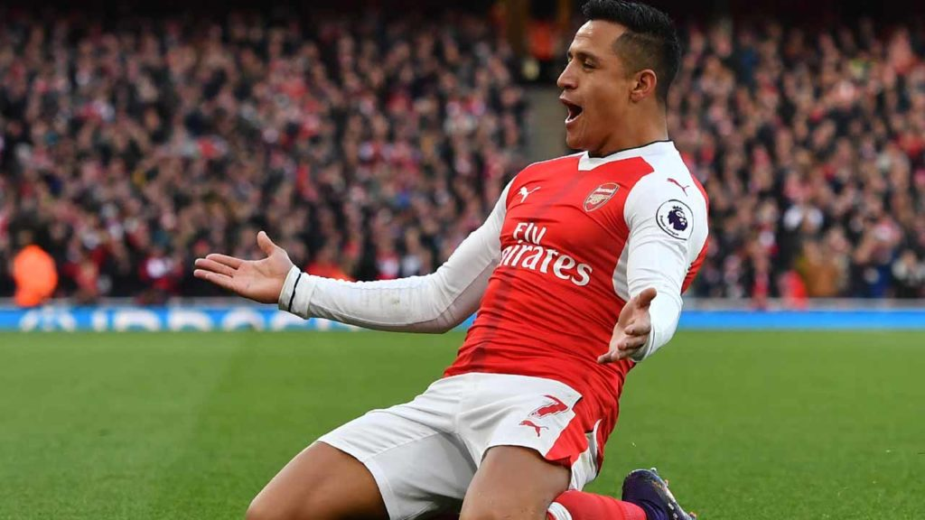 Alexis Sánchez (Manchester United-ING)