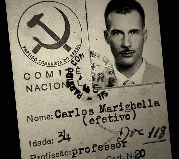 Carlos Mariguella - Partido Comunista Brasileiro