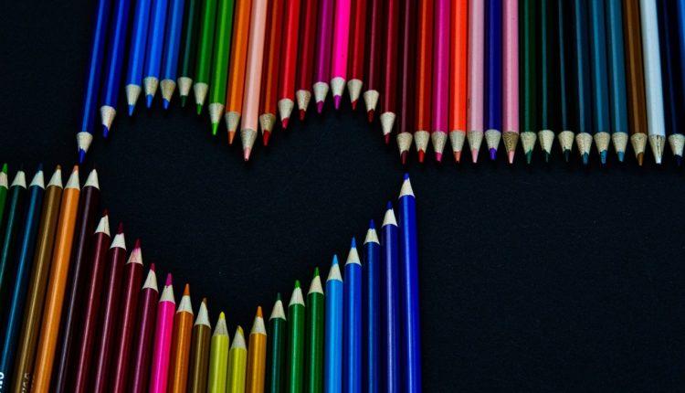 Aproveite 60 desenhos coração para colorir - Escola Educação