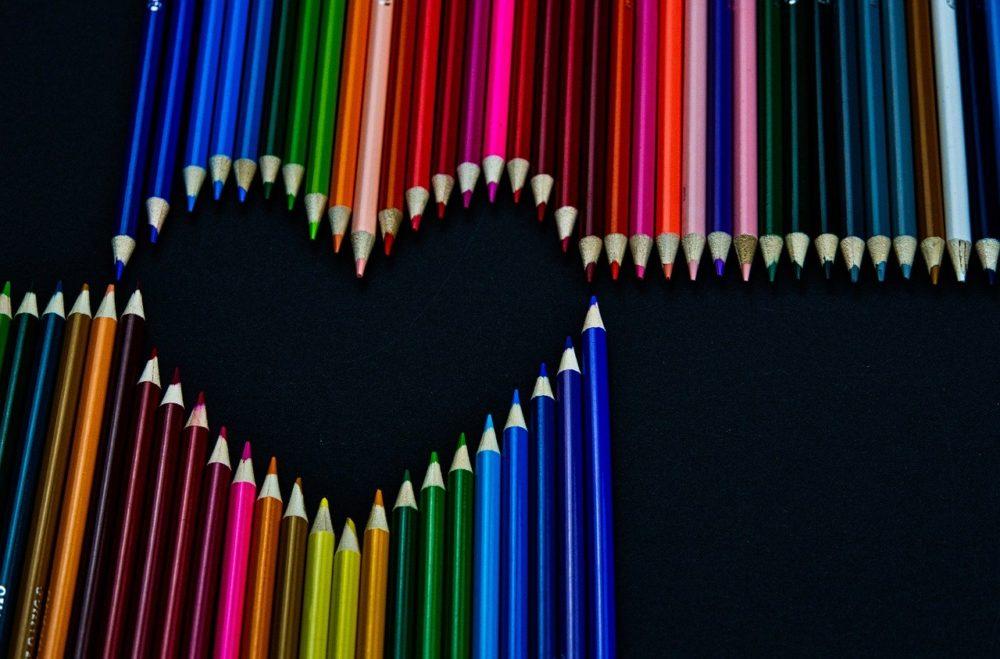 Aproveite 60 desenhos coração para colorir – Escola Educação