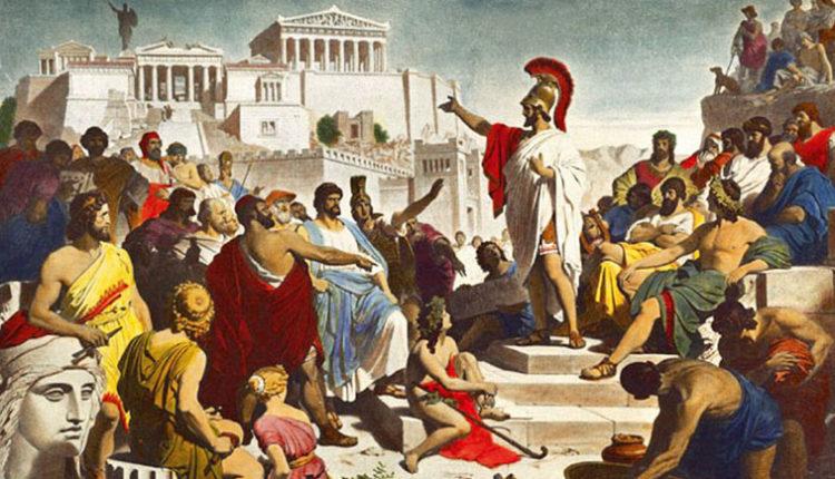 Exercícios sobre Atenas e Esparta