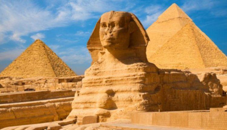 Exercícios sobre Egito Antigo