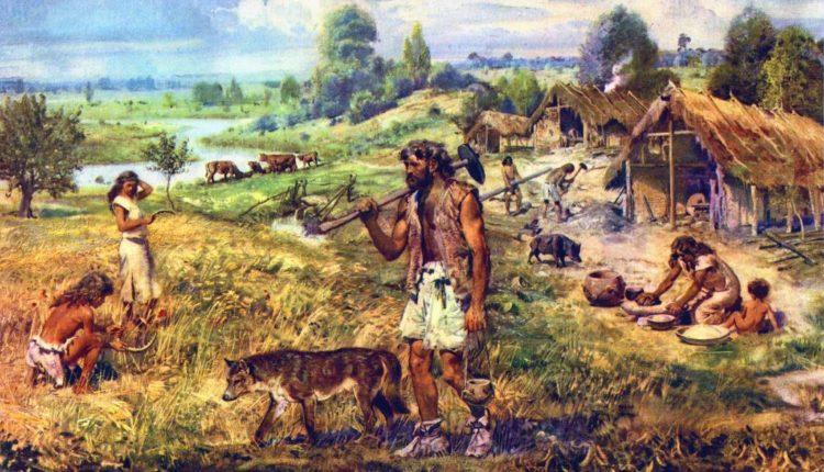 Exercícios sobre o período Neolítico