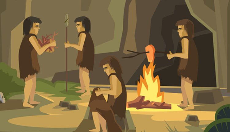 Exercícios sobre Paleolítico