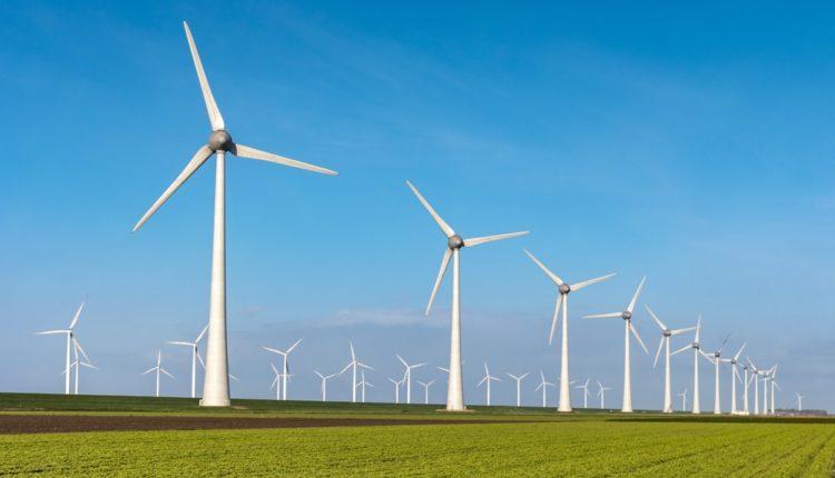 Fontes de energia - Energia eólica