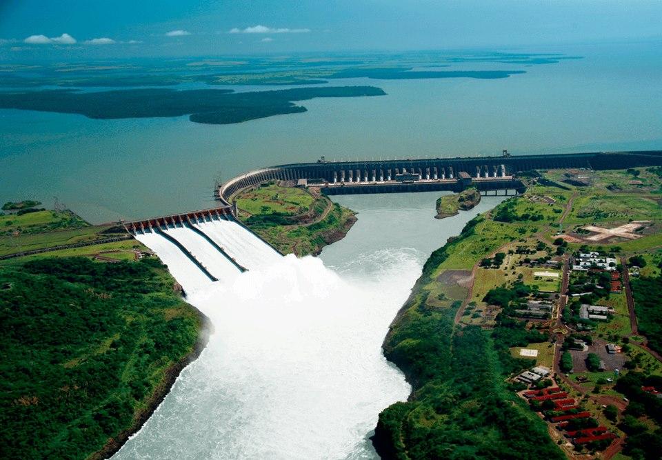 Fontes de energia - Energia hidrelétrica
