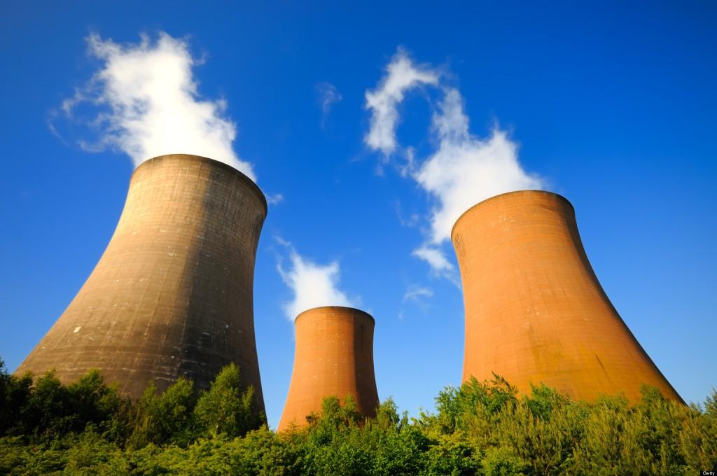 Fontes de energia - Energia Nuclear