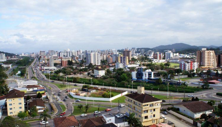 15 Maiores cidades de Santa Catarina
