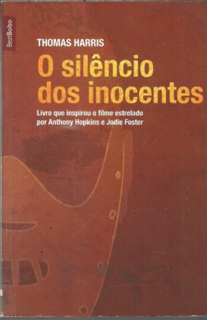 O Silêncio dos Inocentes (1988) –Thomas Harris
