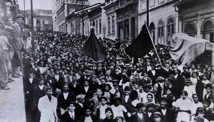 Movimento operário brasileiro