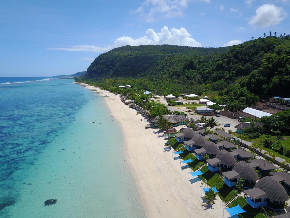 País com S - Samoa