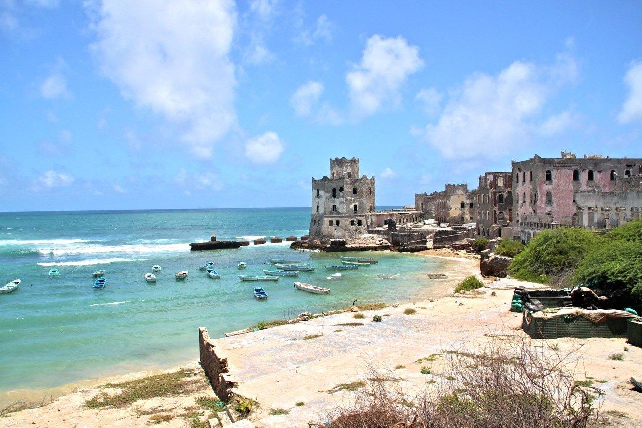País com S - Somália
