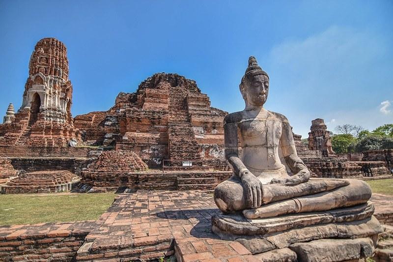 País com T - Tailândia