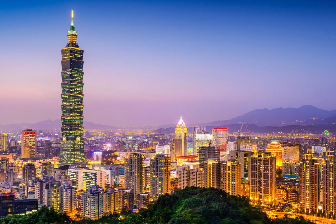 País com T - Taiwan