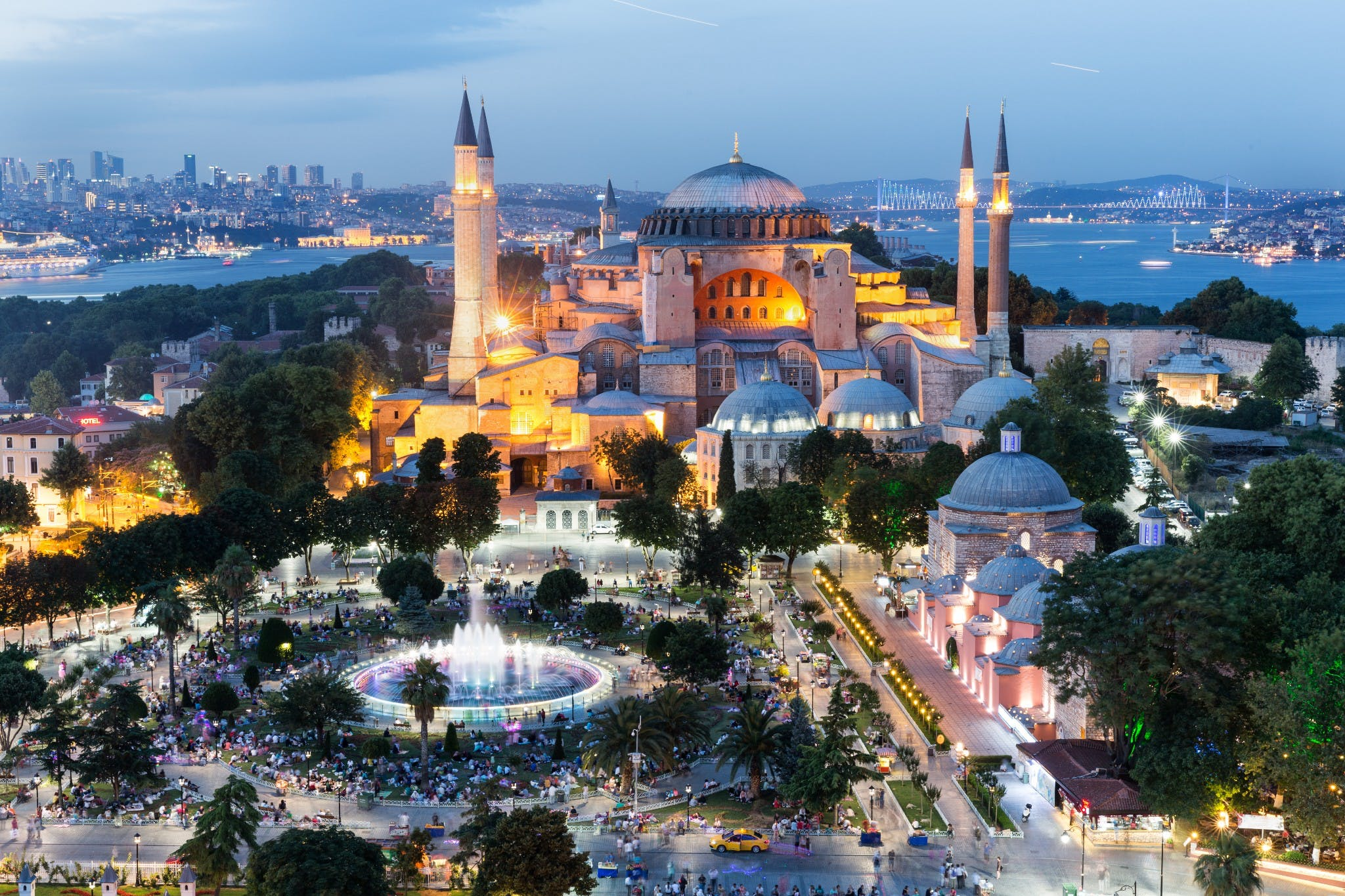 País com T - Turquia