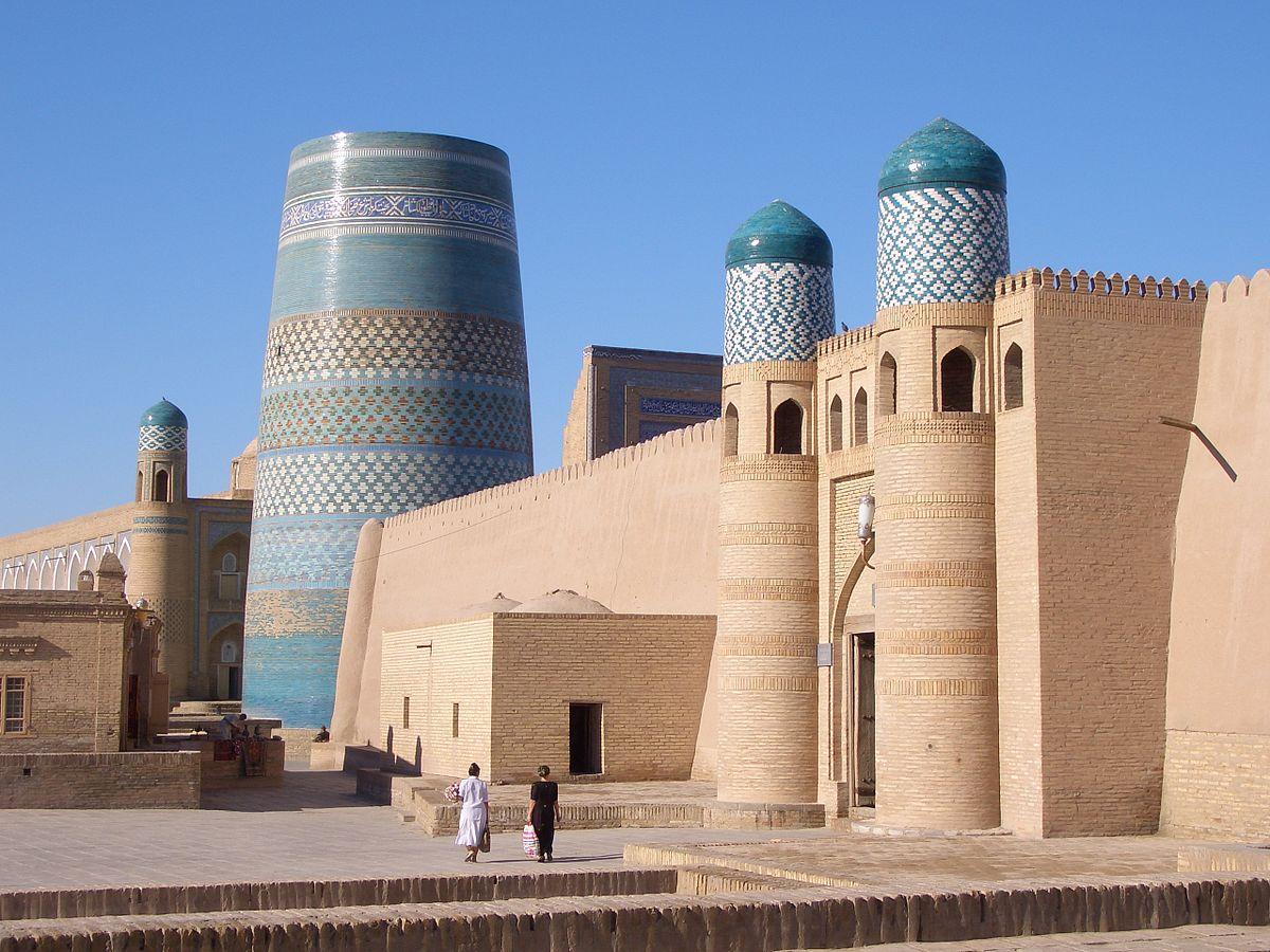 País com U - Uzbequistão