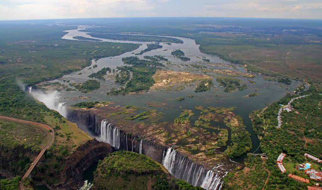 País com Z - Zâmbia