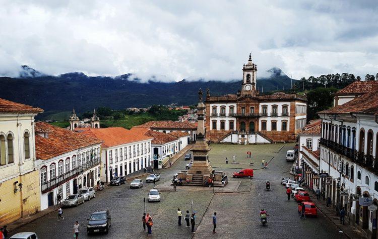 Praça Tiradentes (Ouro Preto)