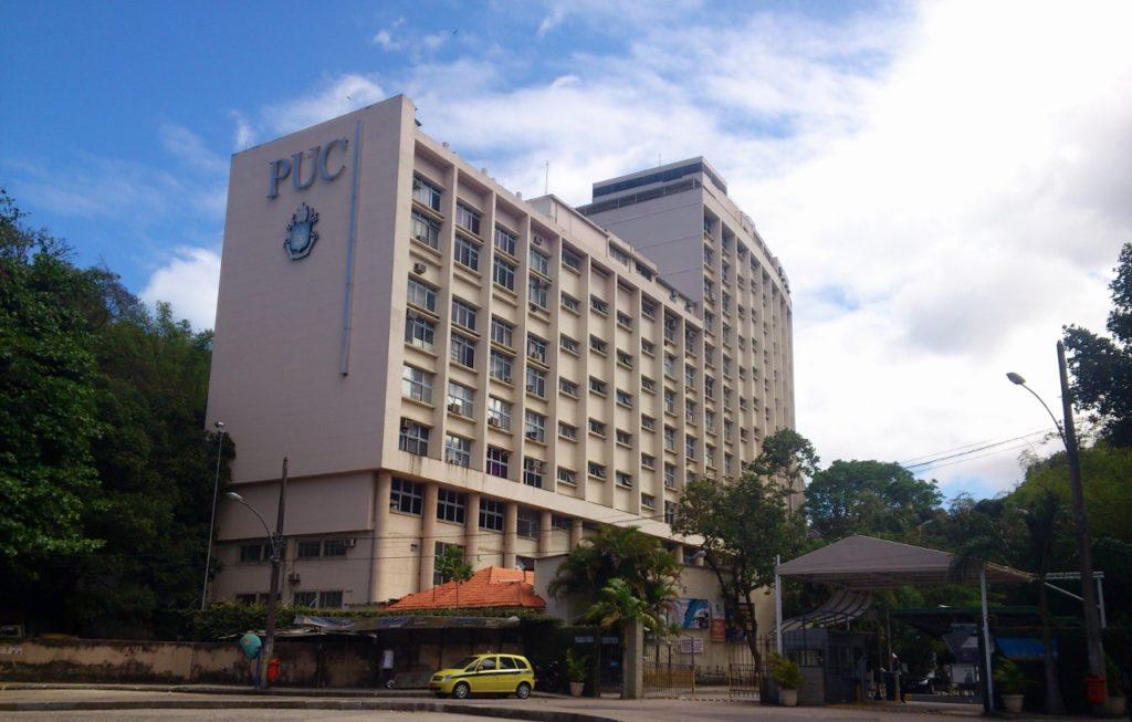 Pontifícia Universidade Católica do Rio de Janeiro –PUC Rio