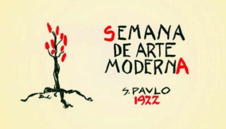 Questões sobre a Semana de Arte Moderna de 1922