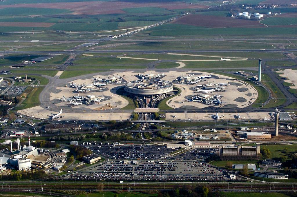 Aeroporto Internacional de Paris Charles de Gaulle