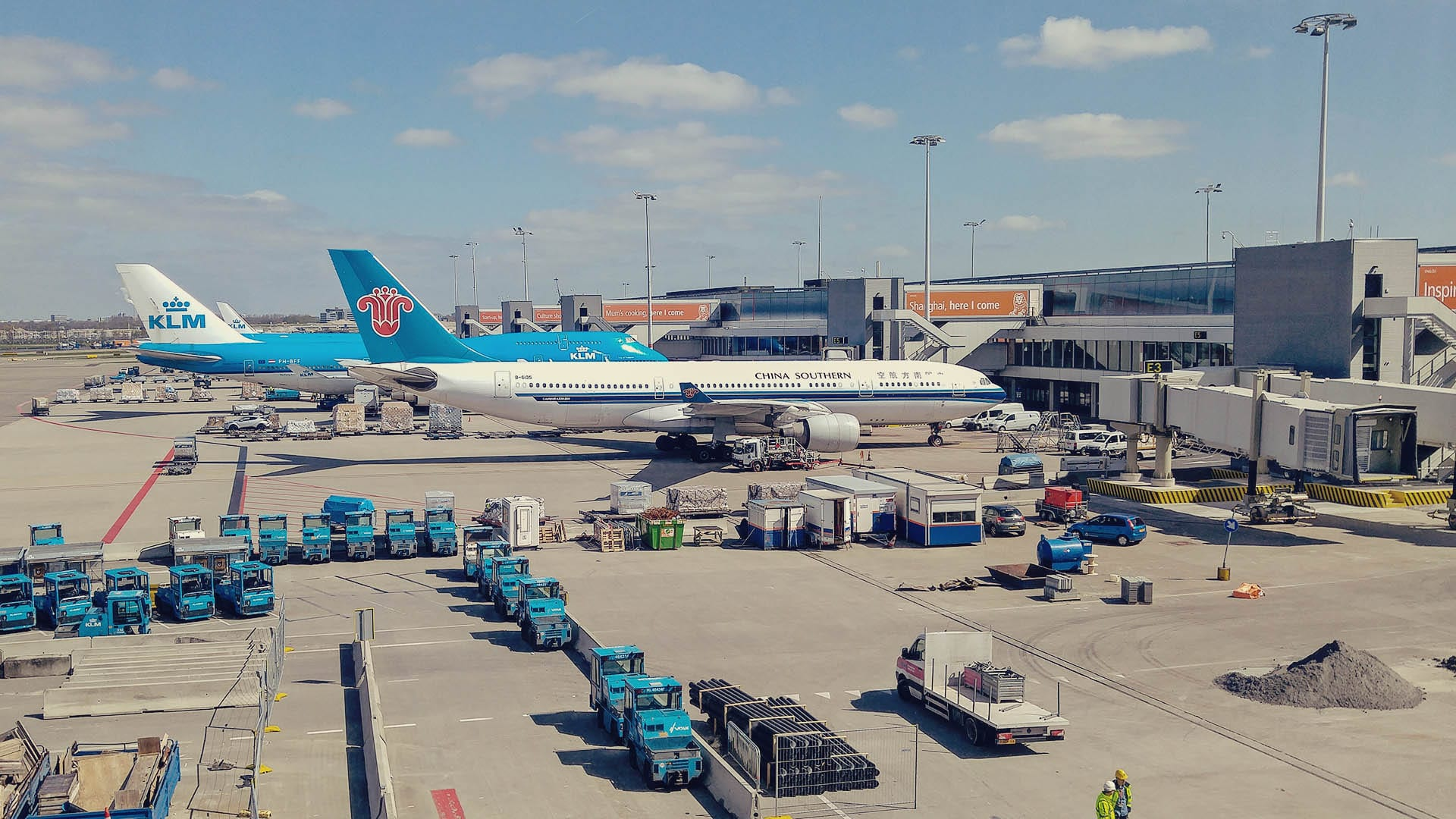 Aeroporto Internacional de Amsterdã Schiphol
